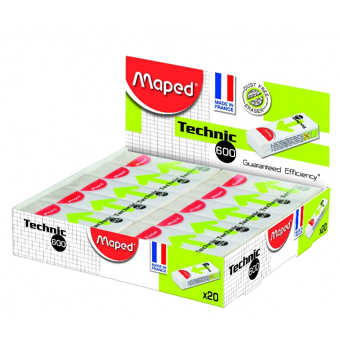 Γόμα Maped Technic 600
