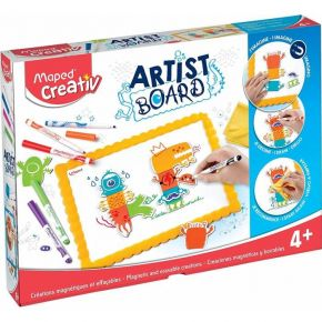 Board Artist Maped Creativ Magnetic Creations 907100