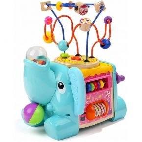 Elephant 5 in 1 Activity Cube