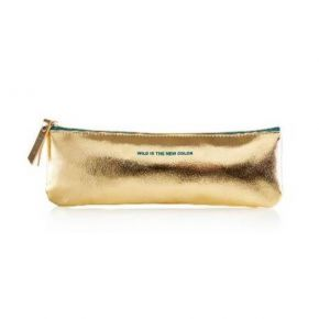 Κασετίνα - Accessory Case Miquelrius Animal Print Golden