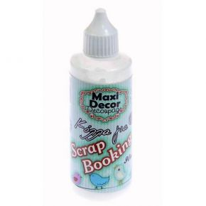 Κόλλα για scrapbooking Maxi Decor 90ml