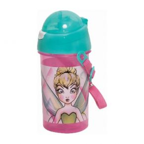 Παγούρι Gim Flip Pop Up Tinkerbell 500ml 551-68209