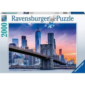 Παζλ Ravensburger  New York Skyline 2000 τεμ