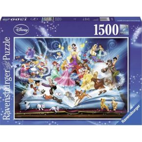 Παζλ Ravensburger Disney Storybook 1500τεμ.