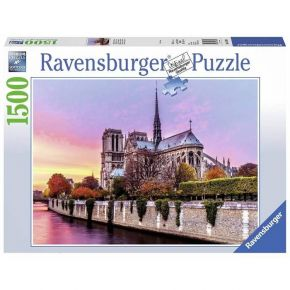 Παζλ Ravensburger Picturesque Notre Dame 1500τεμ.