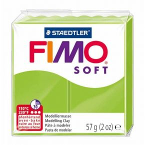 Πηλός Staedtler Fimo Soft Apple green 57gr