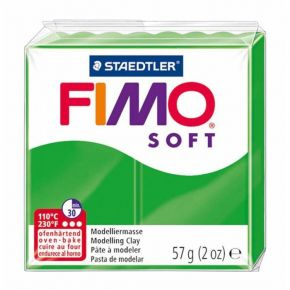 Πηλός Staedtler Fimo Soft Tropical green 57gr