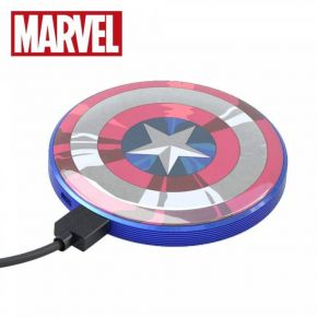 Power Bank Tribe Stripe 4.000 mAh Marvel Captain America 406.73313