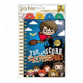 Σημειωματάριο Harry Potter Light Up You Can Score