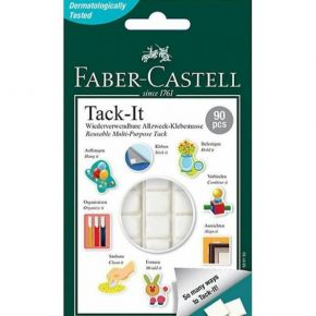 Tack-It Faber Castell λευκό 50gr