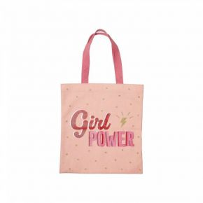 Τσάντα Sass & Belle Girl Power EVA067 ροζ