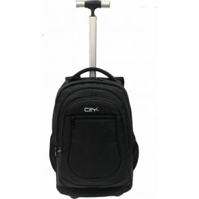 Τσάντα Trolley City Rock New Black CB91158