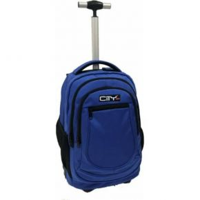 Τσάντα Trolley City Rock New Blue CB13558