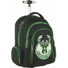 Τσάντα Trolley NBA Milwaukee Bucks 338-49074