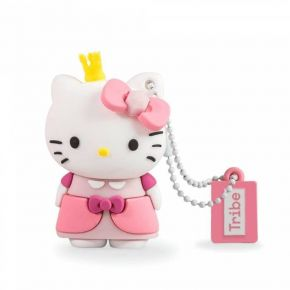 Usb Flash Drive Tribe 3D Hello Kitty Princess 16GB
