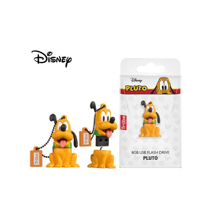 Usb Flash Drive Tribe 3D Disney Classic Pluto 8GB