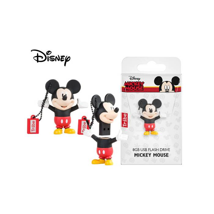 Usb Flash Drive Tribe 3D Disney Classics Mickey Mouse 8GB