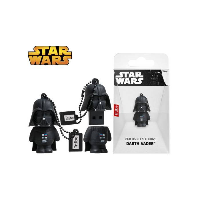 Usb Flash Drive Tribe 3D Star Wars Darth Vader 8GB