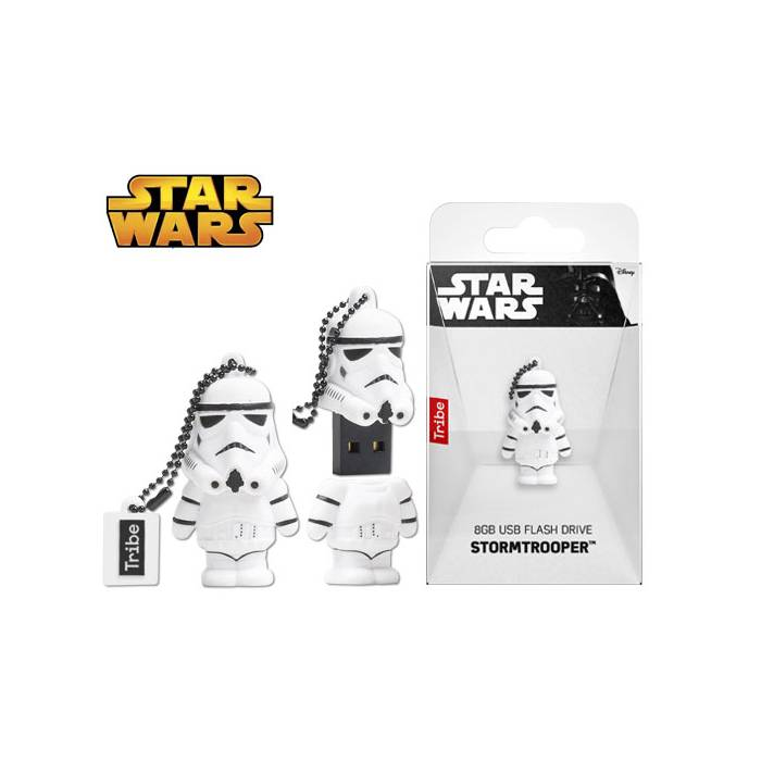 Usb Flash Drive Tribe 3D Star Wars Stormtrooper 8GB