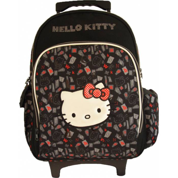 Τσάντα Trolley Hello Kitty Letters