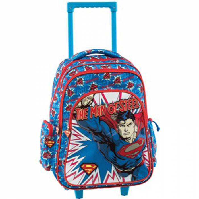 Τσάντα Trolley Superman The man of steel