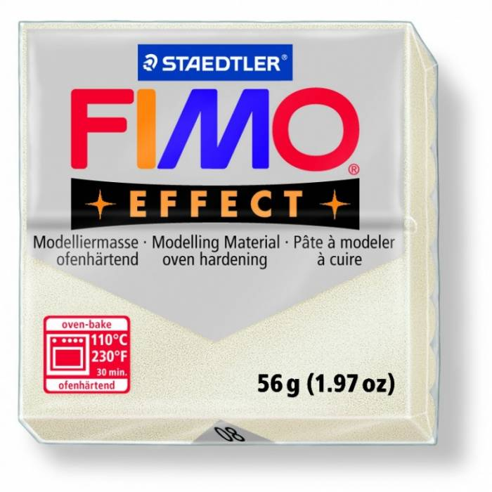 Πηλός Staedtler Fimo Effect Mother of Perl Metallic 57gr