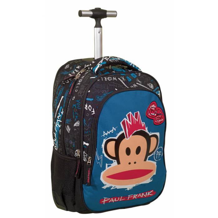 Τσάντα Trolley Paul Frank Punk 346-59074