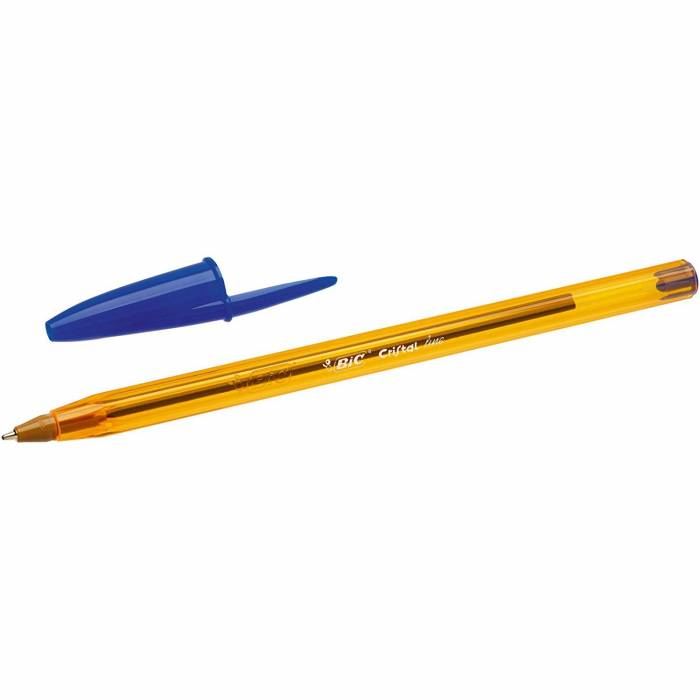 Στυλό Bic Cristal original fine blue 0.8mm