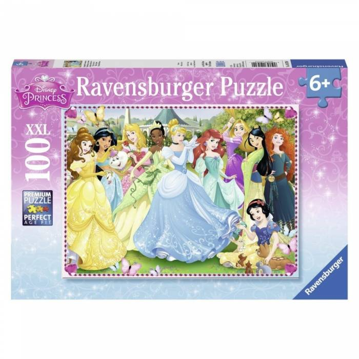 Παζλ Ravensburger Princess 100XXL