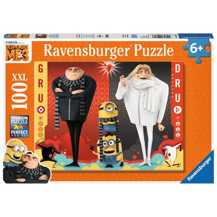 Παζλ Ravensburger Despicable Me 3 100XXL