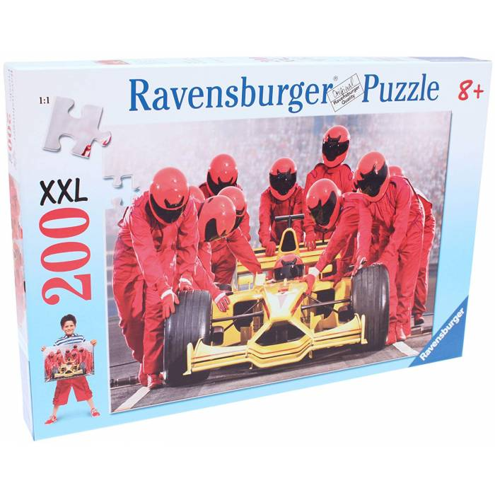 Παζλ Ravensburger Formula 1 Team 200 τεμ