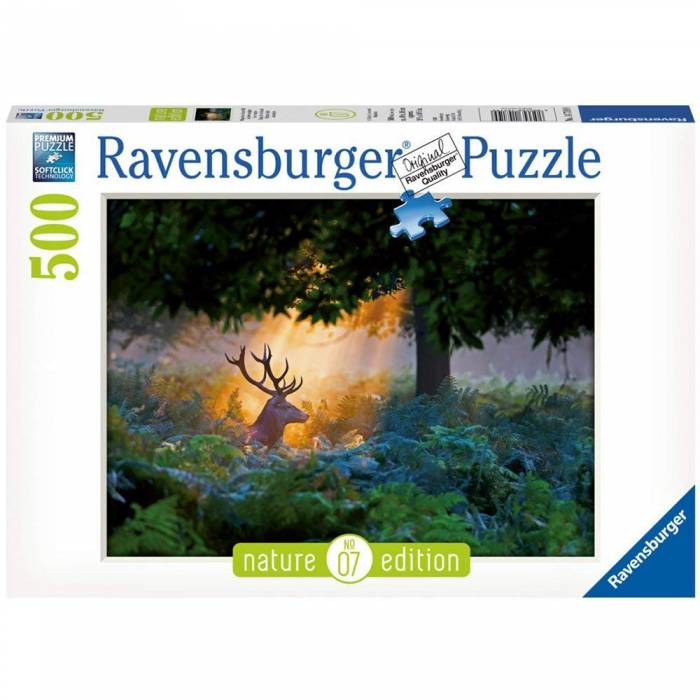 Παζλ Ravensburger Magical Light 500τεμ.