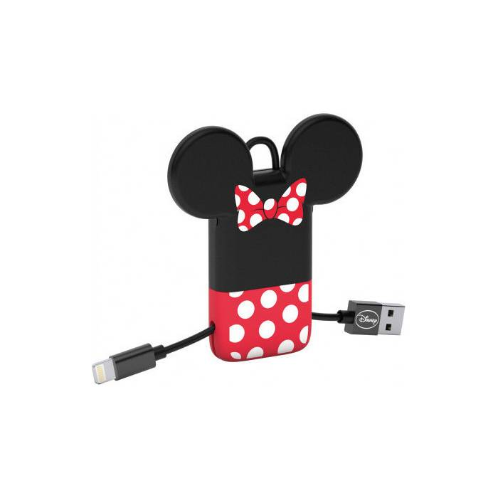 Καλώδιο Μπρελόκ Usb Micro Tribe Disney Minnie 22cm