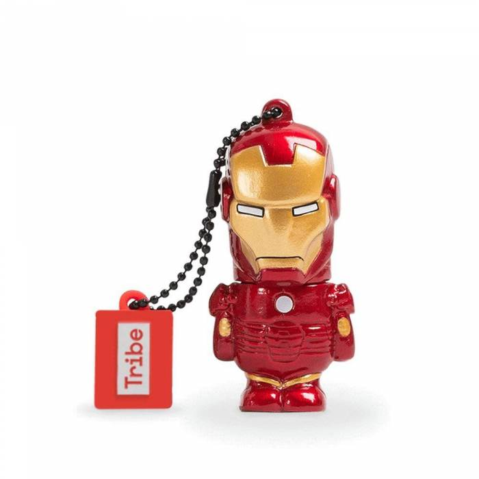 Usb Flash Drive Tribe 3D Iron Man 16GB