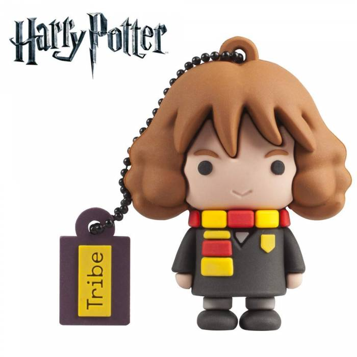 Usb Flash Drive Tribe 3D Hermione Granger 16GB