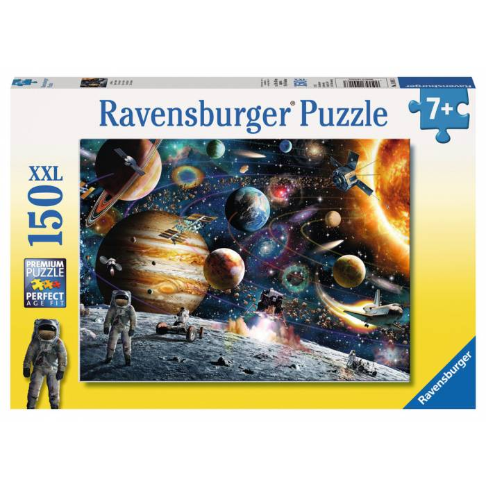 Παζλ Ravensburger - In Space 150 τεμ.