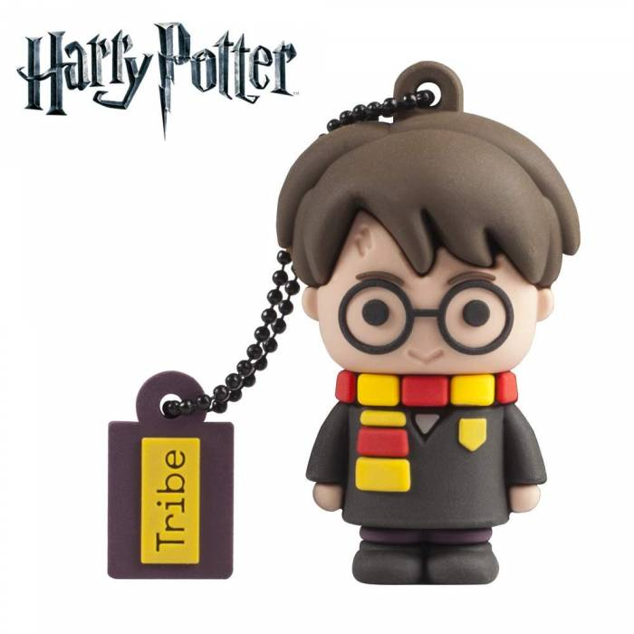Usb Flash Drive Tribe 3D Harry Potter 16GB