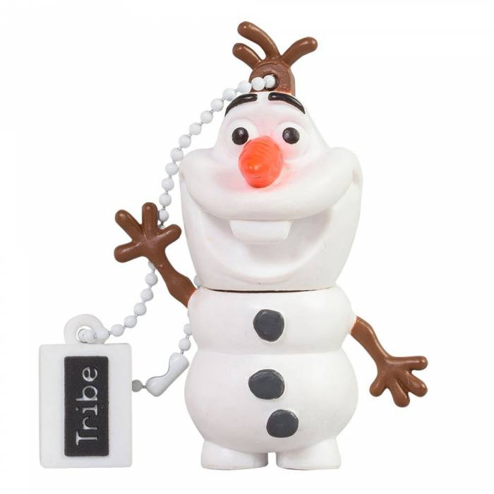 Usb Flash Drive Tribe 3D Frozen Snowman Olaf 16GB