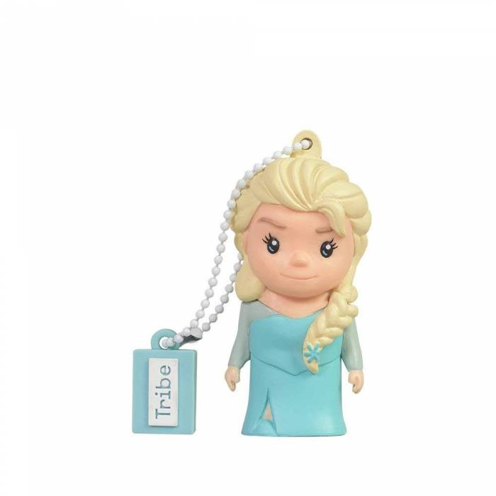 Usb Flash Drive Tribe 3D Frozen Princess  Elsa 16GB
