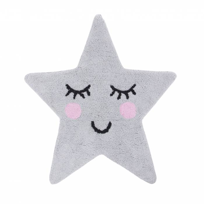 Χαλάκι Sass & Belle Sweet Dreams Grey Star Rug