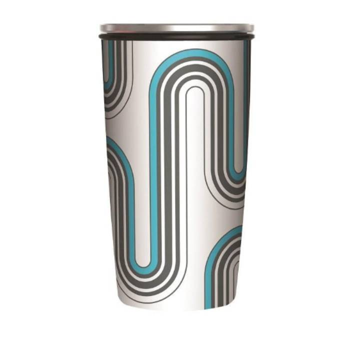 Bamboo SlideCup Retro Design 0.42lt