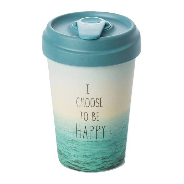 Κούπα BambooCup Choose Happy