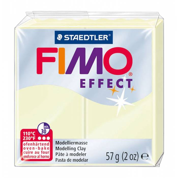 Πηλός Staedtler Fimo Effect Nightglow 57gr