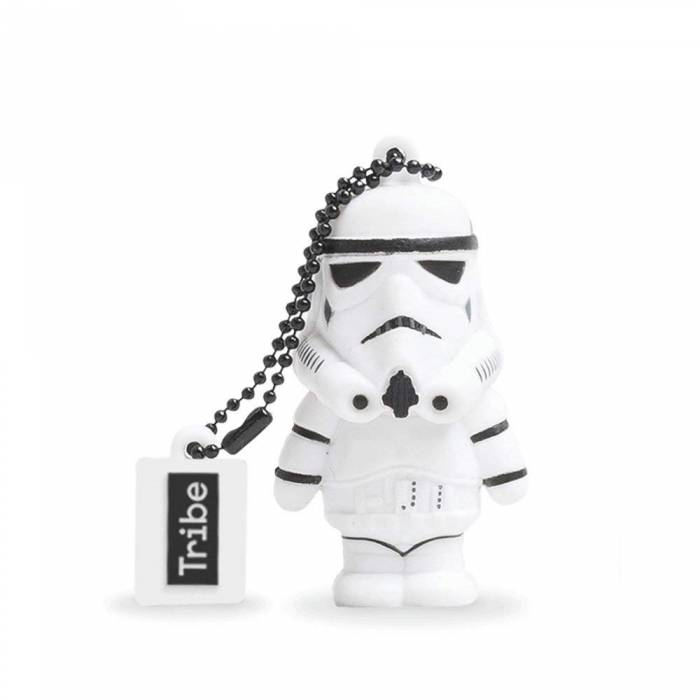 Usb Flash Drive Tribe 3D Star Wars Stormtrooper 16GB